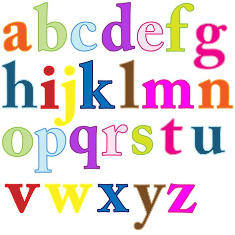 alphabet letters clip free stock photo domain