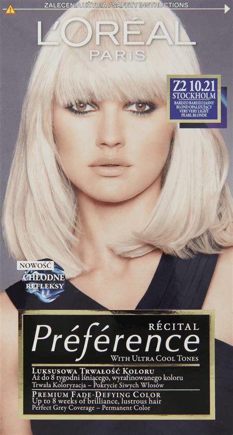 Harga L Oreal Colorista harga jual loreal loreal recital preference