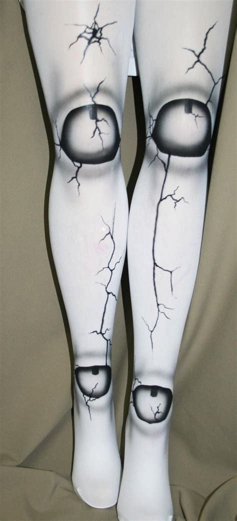 jointed doll tights tutorial 35 best images about on