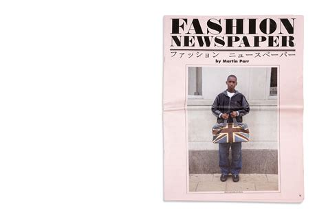 News Stylecom Trend Report For 2007 by Newspapers By Mp Martin Parr
