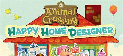 happy home designer board 3ds animal crossing happy home designer