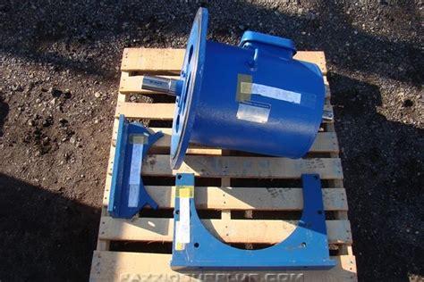 higen 40 hp induction elevator motor 310v 3 phase el40hu1