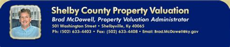 Shelby County Property Records Shelby County Property Valuation Administrator S Office