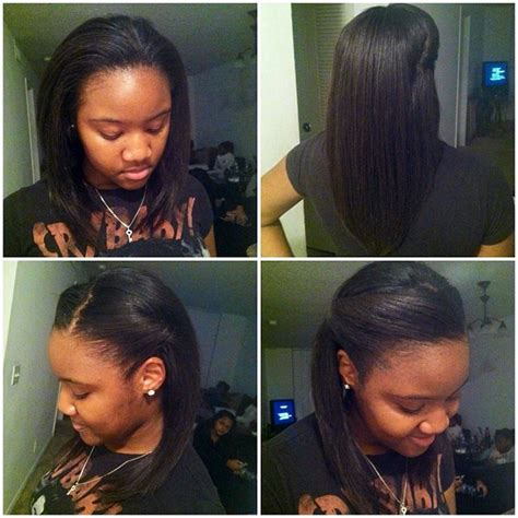 what is a versatile sew in full head natural versatile and reversible sew in