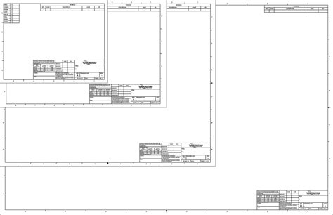 drawing templates turbocad gallery