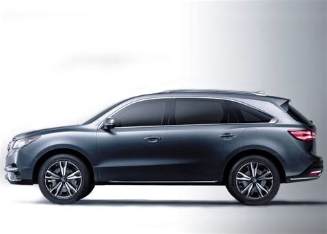 2013 acura mdx cars exclusive and photos updates