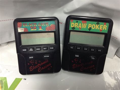 Gamis Boutique 57 electronic casino draw black 21 held