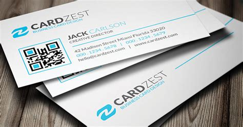 minimalist business card template psd psd photooshop clean minimalist business card