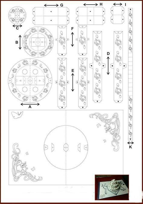 card wheel template les 115 meilleures images du tableau kirigami gratuit sur