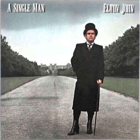 elton john zoom a single man by elton john lp with vinyl59 ref 115935350