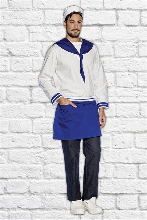 divise da cameriere divisa divise abbigliamento stile marinaro produzione