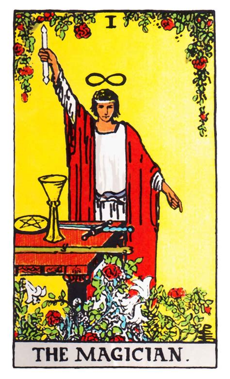 the magician s books the magician tarot card meaning in readings surpassing