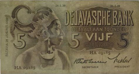 Uang India Kuno gulden hindia belanda bahasa indonesia