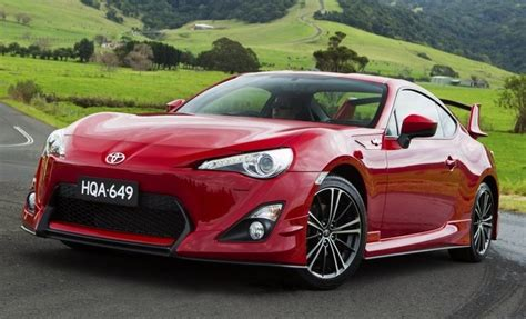 next toyota gt 86 scion frs will get turbocharger awd