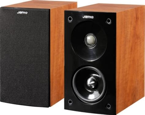 jamo s602 bookshelf speakers review and test