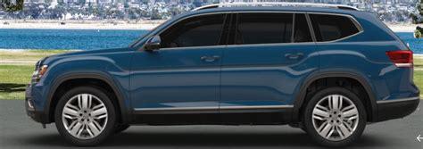 volkswagen atlas body color options