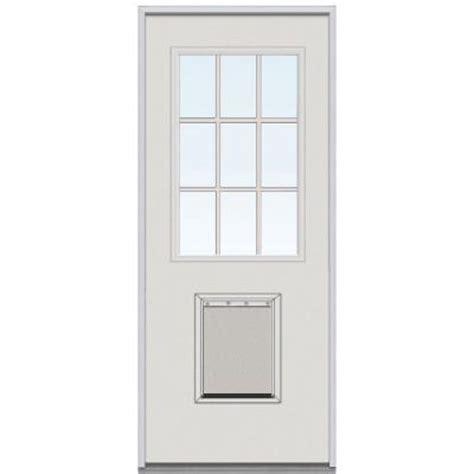 exterior doors with pet doors built in exterior doors with pet doors exterior door with built