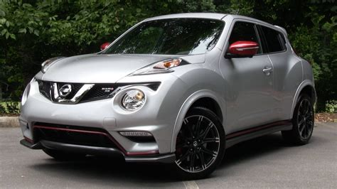 juke nismo 2015 nissan juke nismo rs start up road test and in