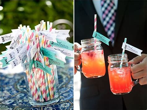 59 best images about wedding specialty drink ideas on