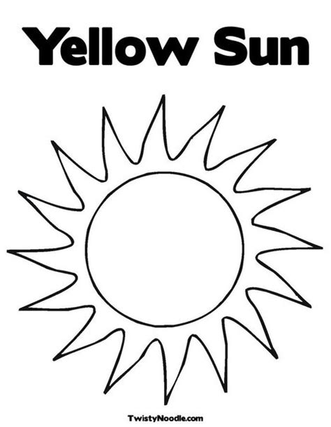 yellow coloring pages for toddlers 12 best images about color yellow on pinterest songs