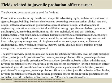 Parole Officer Definition by Top 10 Juvenile Probation Officer Questions And