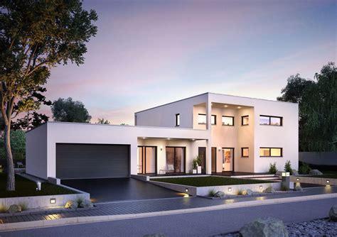 Haus In Haus by Bauhaus Ixeo Kern Haus Stilvoll Leben Mit Home Office