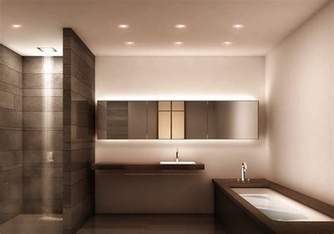 Contemporary Modern Bathroom Lighting Modern Bathroom Design Wellbx Wellbx