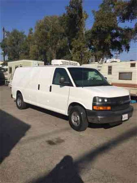 electric and cars manual 2007 chevrolet express 3500 electronic toll collection chevy express 3500 refrigerated cargo van gas thermoking v300 2007 van box trucks