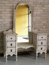 Bedroom Vanity With Length Mirror 1000 Images About Vanity Makeover On Antique