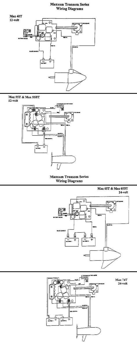 minn kota maxxum 74 wiring diagram 34 wiring diagram