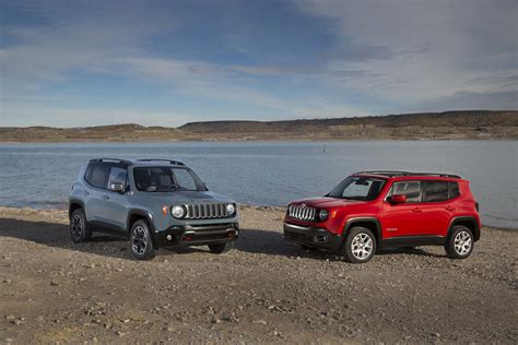 Jeep Trailhawk Mpg 2015 Jeep Renegade Trailhawk 2015 Jeep Renegade Latitude