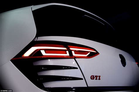 design vision volkswagen golf design vision gti costs a staggering 163 3 4m