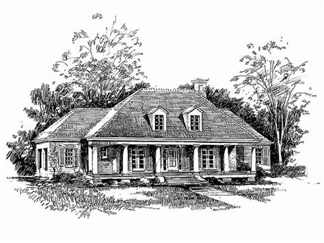 eplans southern living eplans country house plan new rustic oaks from the
