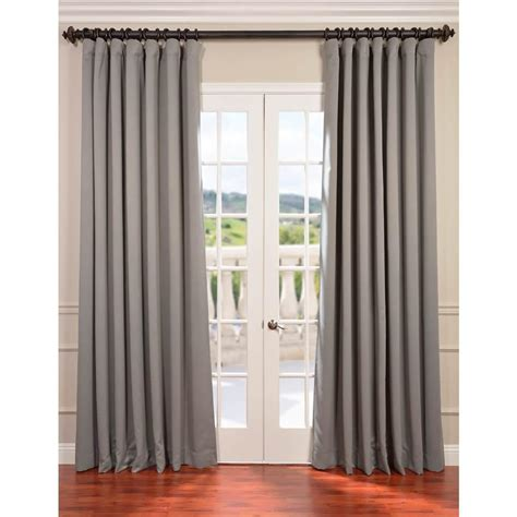 100 blackout curtains exclusive fabrics furnishings biscotti beige doublewide