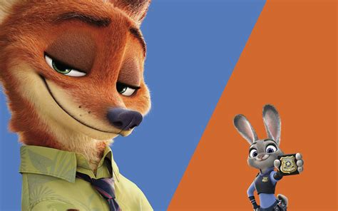 wallpaper 4k zootopia judy hopps and nick zootopia hd movies 4k wallpapers