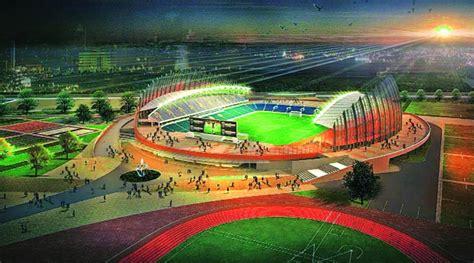 Modern Home Design Names Dda Plans International Sports Complex In Dwarka Sub City