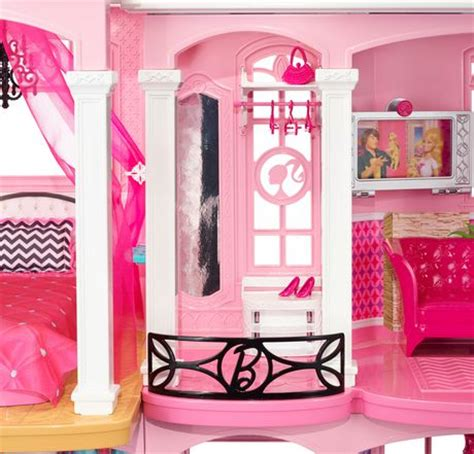 barbie dream house at walmart barbie dreamhouse playset walmart ca