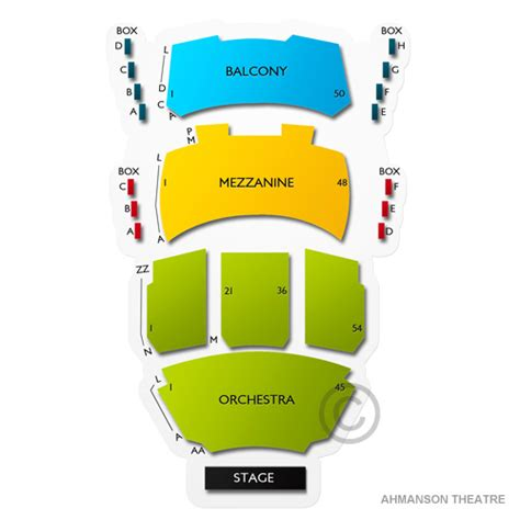 ahmanson theatre seating chart los angeles ahmanson theatre seating chart seats