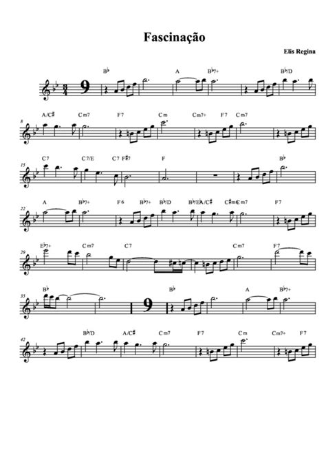 Super Partituras - Músicas de Elis Regina