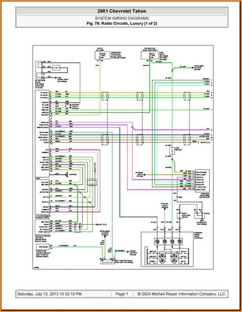 2002 chevy silverado trailer wiring diagram wiring