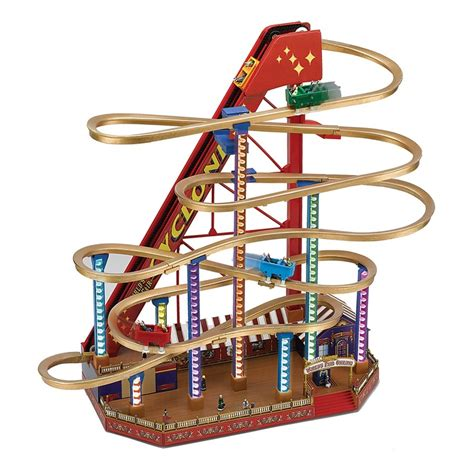 rollercoasters a christmas carol 0198329989 17 best images about mr christmas on parachutes ferris wheels and roller coasters