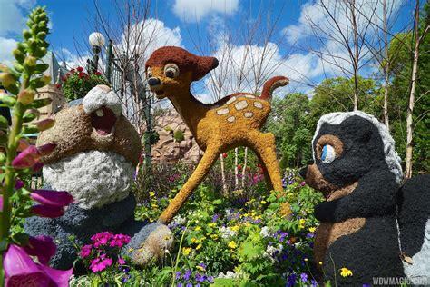 epcot international flower garden festival 2015 epcot international flower and garden festival