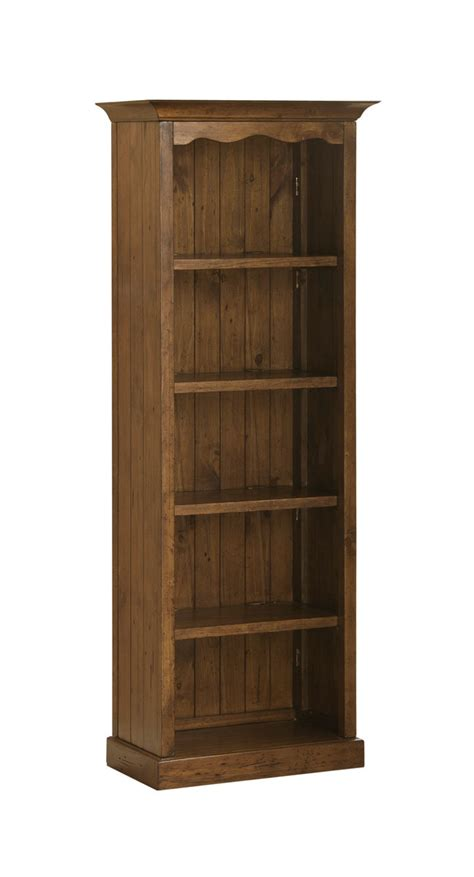 hillsdale tuscan retreat small bookcase antique pine