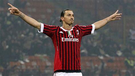 Ac Milan Zlatan Ibrahimovic ac milan move for zlatan ibrahimovic depends on takeover