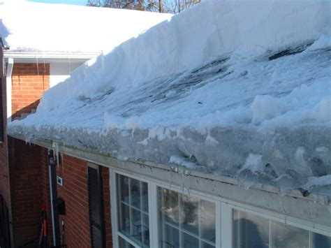 Ice Dams, the Winter Gift that Keeps on Giving   Jensen