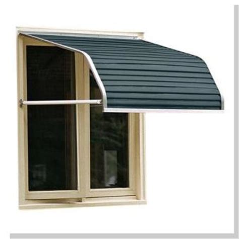 metal window awning kits outdoor metal window awnings usa series 4100 aluminum