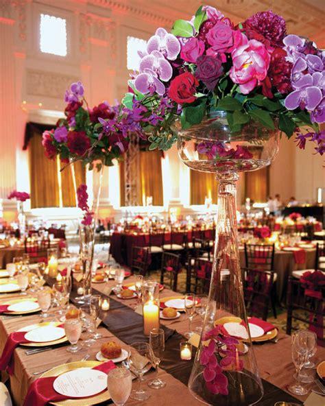 Gorgeous Tall Wedding Centerpieces Part I Crazyforus High Centerpieces For Weddings