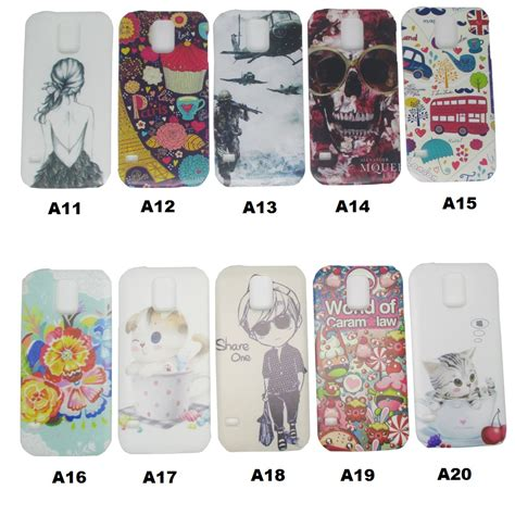 Painting Phone Plastic For Samsung Galaxy S5 A38 painting phone plastic for samsung galaxy s5 a12 jakartanotebook