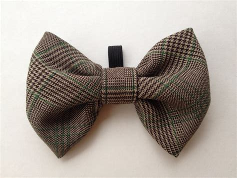 bow tie large bow tie preppy bow tie by