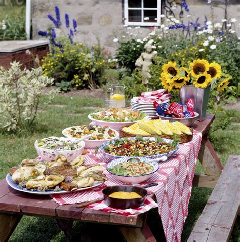 ways to set up the perfect festive diy dinning arrangement 31 alluring picnic table ideas